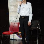 נתן יונייב בהופעה