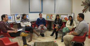 מפגש הכשרה למורים