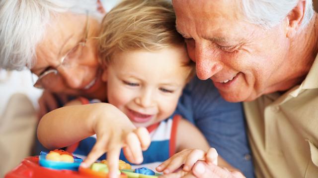 סדנת סבים וסבתות